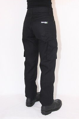 Enhanced-351 Black Cargos