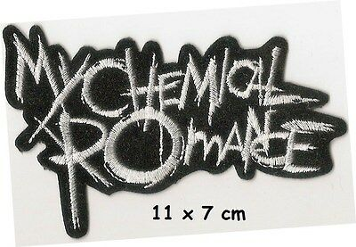 MY CHEMICAL ROMANCE - LOGO patch - FREE SHIPPING