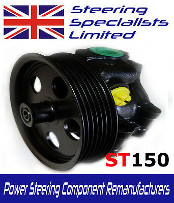 Ford Fiesta ST 2.0 Petrol, Genuine Reconditioned Power Steering Pump