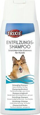 Dog Shampoo Dentangling For Long Haired Dogs 250 ml