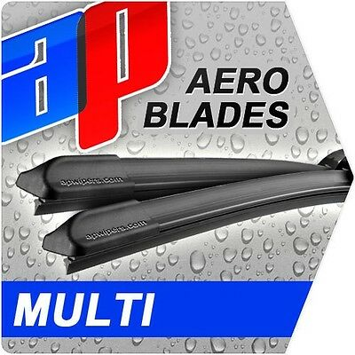 Holden VE Commodore VE 2006 & on Windscreen Wiper Blades Free Postage 26in/15in
