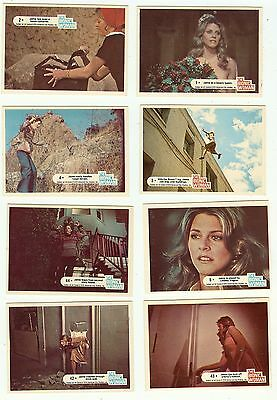 1976 Donruss Bionic Woman complete your set 2 cards for $2.00 EX to mint