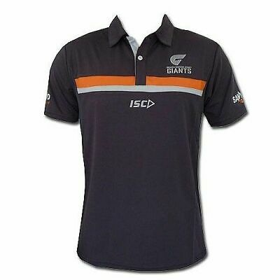 Greater Western Sydney Players Polo Shirt 'Select Size' S-3XL GWS Giants BNWT1