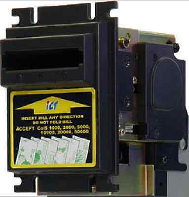 New ICT bill acceptor Validator BL-700 USD-4 for US Currency , free shipping !
