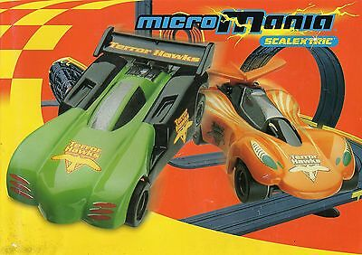 "Scalextric ""Micro Mania & My First"" Booklet - Reversible"
