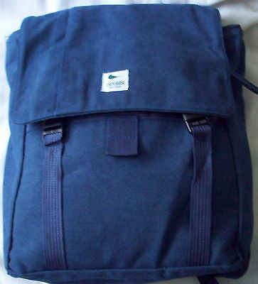 Lot Of 15 Canvas Hipster Backpacks  New W/o Tags Blue Charcoal Khaki