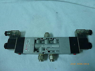 Norgren V52C611A-A2*** Solenoid Valve A8335 8bar Good Used Condition