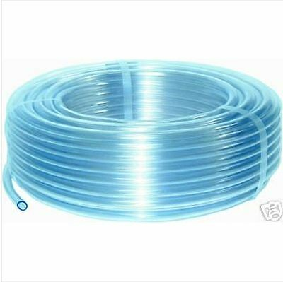 6mm ID Clear Plastic PVC Hose Pipe  Air Water Windscreen Washer Tube Pond