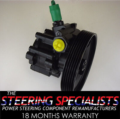 Citroen Dispatch 1.6 HDI 2007 to 2012 Genuine Reconditioned Power Steering Pump
