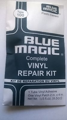 Waterbed  Repair Kit - Glue and Patch Set  - FREE POSTAGE