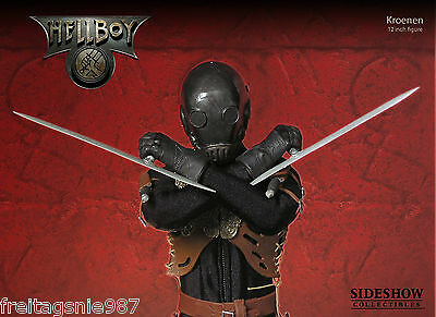 HELLBOY KROENEN collector-doll 30cm ltd 4000 by Sideshow