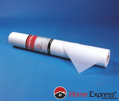2x Wall Drywall covering Rednet VLIES - Fiberglass Glass Fibre Fabric - 100m²