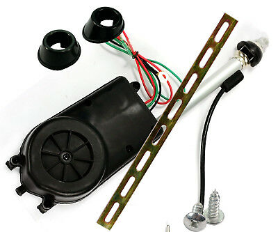 Pro Universal Fit Car Electric Aerial Antenna Wing Power Booster New