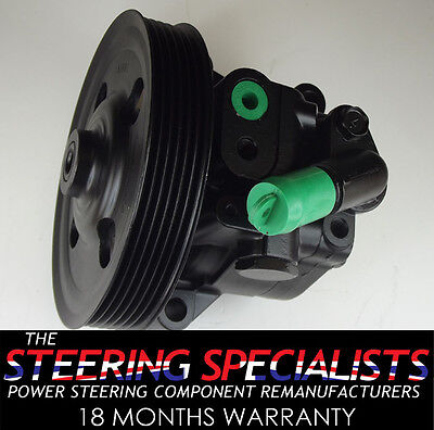 Ford Mondeo MK4 2007 to 2011 1.8, 2.0 Tdci Remanufactured Power Steering Pump