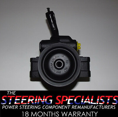 Ford Fiesta 1.4 16v 2002  Genuine Reconditioned Power Steering Pump