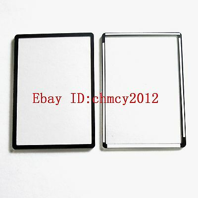 Window Display (Acrylic) Outer Glass For Canon EOS 6D Camera Repair Part + Glue