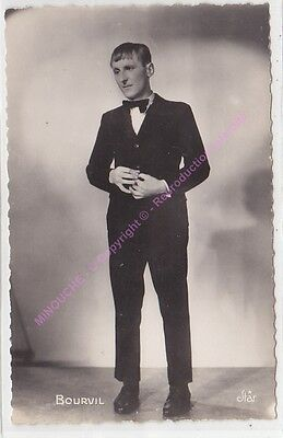 CPSM RPPC STAR BOURVIL PHOTO STAR Edit P.I.