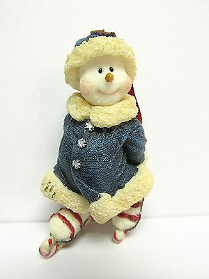 "Boyd's #25057  ""Candy Sweetskates"" Snow (Woman) Doodes Ornament 1ST EDITION*NIB"