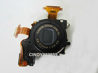 Lens Zoom Unit Repair Part For Canon IXUS70 SD1000 Camera With CCD
