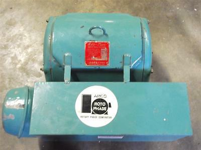 Arco Electric Rotary Phase Generator/Converter Model G