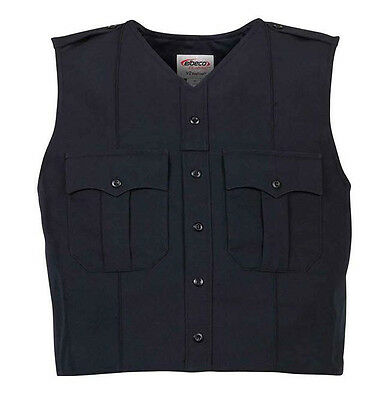 New Elbeco V2 TexTrop External Vest Carrier - Dark Navy ALL SIZES + FREE S&H