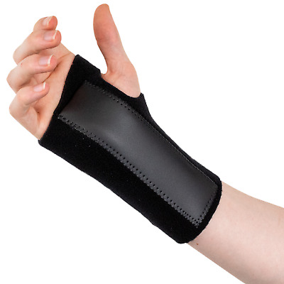 Advanced Wrist Support Brace - Carpal Tunnel Splint Guard Injury Pain Sprain RSI