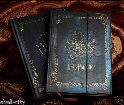 Vintage Harry Potter diary travel notebook journal antique look