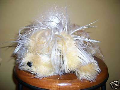 "Russ Shaggy Dog ""Sparkle"" VERY SOFT & FURRY!!! CUTE!!"