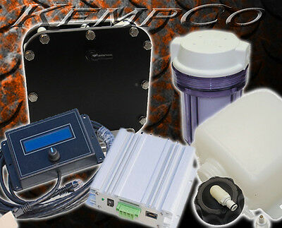 HHO Hydrogen Generator DC3000 Dry Cell Kit with Dryer, Reservoir, & CCPWM