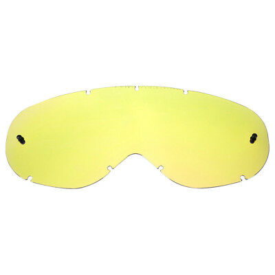 Dragon NEW Mx MDX Gold Ionized Mirror Motocross Goggle Tinted Replacement Lens