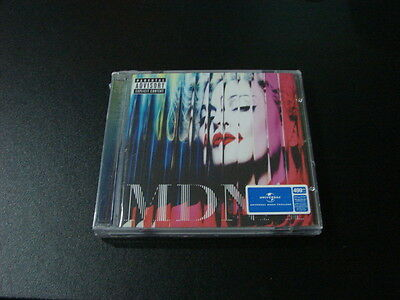 Madonna [ MDNA + GIVE ME ALL YOUR LUVIN' ] ORIGINAL CD THAI EDITION STILL SEALED