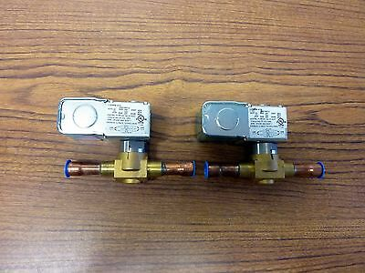 Emerson  200RB4T4 General Purpose Valve (Lot of 2)