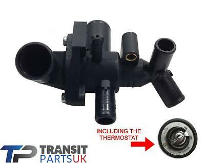 BRAND NEW FORD TRANSIT THERMOSTAT HOUSING 2.4 MK7 2006 ON TDCi O.E QUALITY