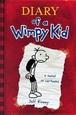 Diary of a Wimpy Kid Bk. 1 by Jeff Kinney (2007, Paperback)