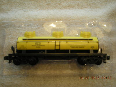 48440 American Flyer No.27 Track Cleaning Fluid 3 Dome Tankcar New In Box