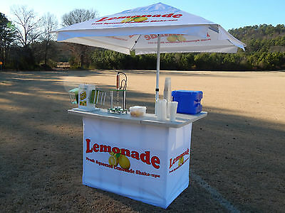 Concession Cart Trailer  Lemonade Stand