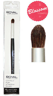 Royal CONTOUR EYE SHADOW Make Up Blending Brush Smokey Look NEW FREE DELIVERY