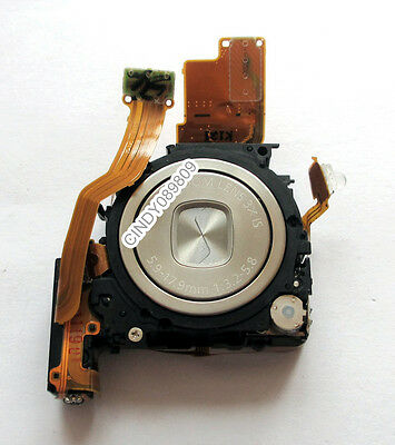 Genuine Lens Zoom Unit For Canon Powershot S100 Digital Cameral with CCD Silver