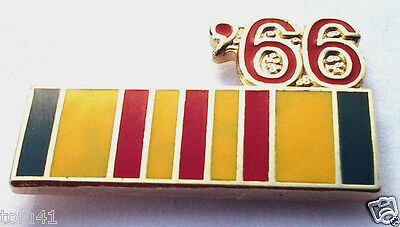 *** VIETNAM RIBBON 66 *** Military Veteran Hat Pin 14794 HO