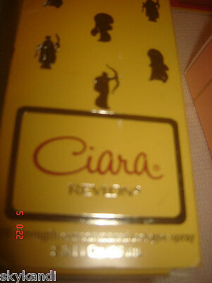 Ciara 100 Strength Concentrated  Cologne Spray for Women, 2.3 Ounce