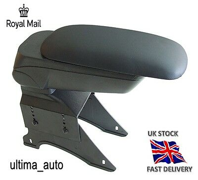 SEAT IBIZA LEON TOLEDO Armrest Black Centre Console Arm for  NEW