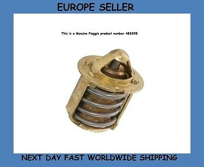 Gilera dna 50 gp experence Genuine Thermostat 483395
