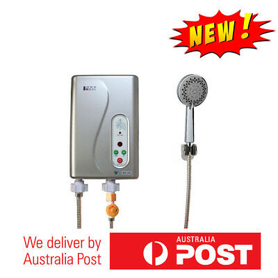INSTANT Electric Hot Water Heater Shower Panel System Shower Kits