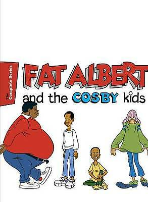 Fat Albert and the Cosby Kids ~ Complete Series ~ NEW 16-DISC DVD SET
