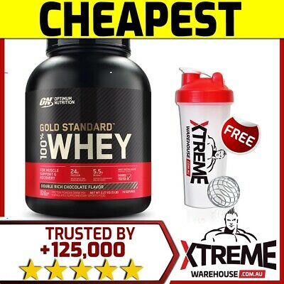 Optimum Nutrition 100% Whey French Vanilla 5Lb // Gold Standard Wpi Wpc On $