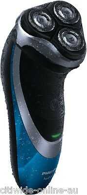 Philips AT890 AquaTouch Wet & Dry Men's Rechargeable Waterproof Shaver Brand New