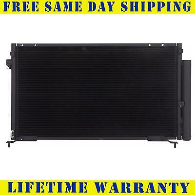 3569 Ac A/c Condenser For Honda Fits Civic 2Dr Coupe 1.8 2.0 L4 4Cyl