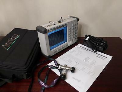 Anritsu S810D SiteMaster Broadband Cable & Antenna Analyzer, 2 MHz to 10.5 GHz