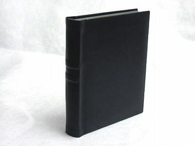 8x10 black Self Mount Wedding Photo Album - 20 Pages (Engraving Available)