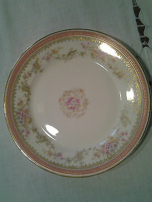 Imperial Crown China Austria Numbered 15 (2 Plates)